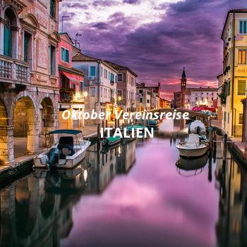 venedig italien vereinsreise