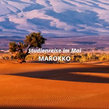studienreise marokko
